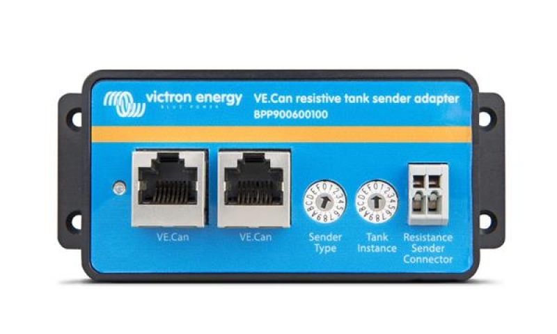 Victron VE.Can resistive tank sender adapter