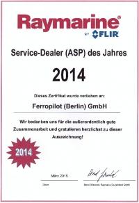 Raymarine-ASP-des-Jahres-2014 - 200
